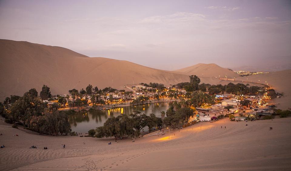 ペルー全都市