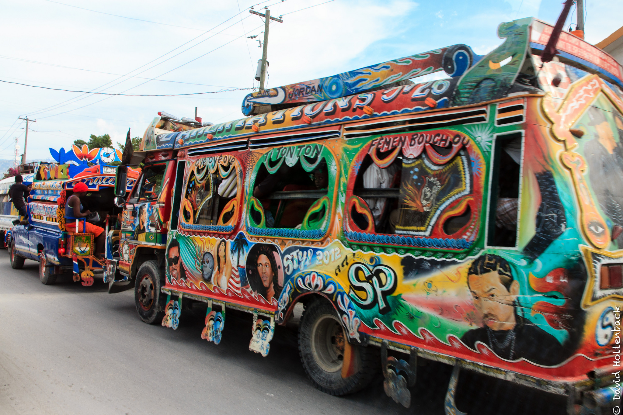 ハイチ全都市
