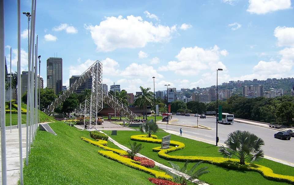ベネズエラ全都市