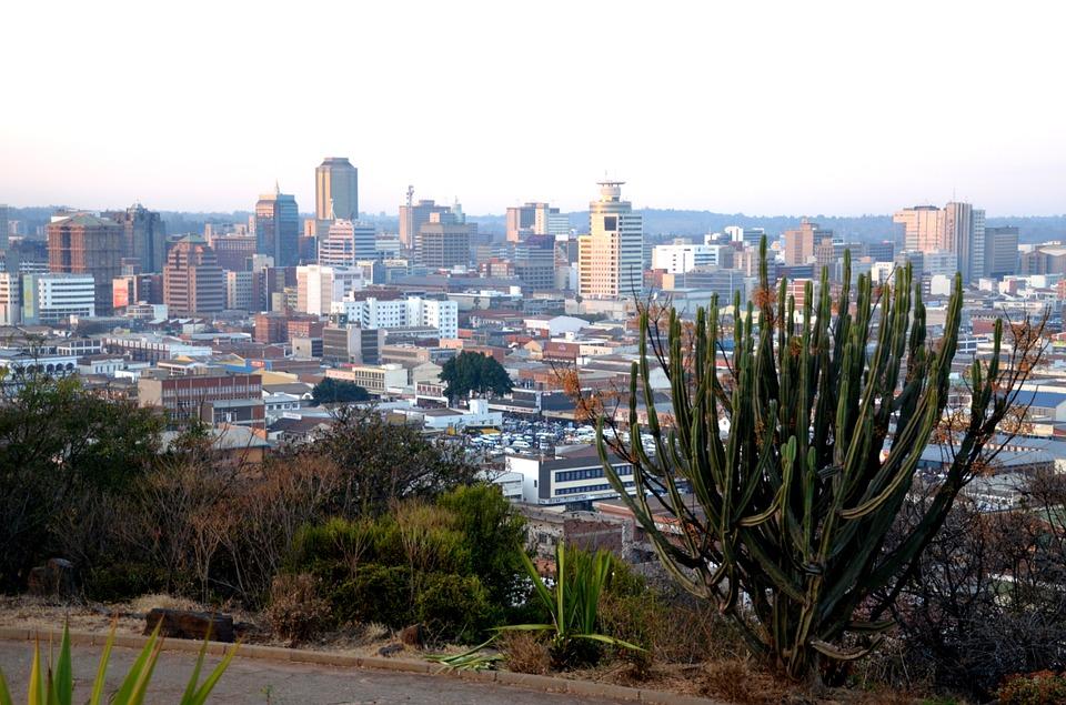 ジンバブエ全都市