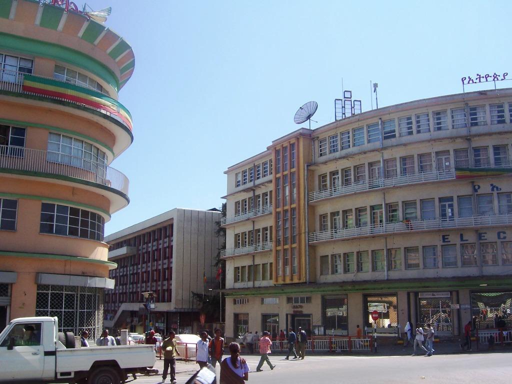エチオピア全都市