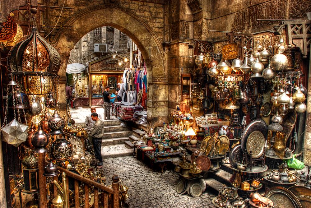 エジプト全都市
