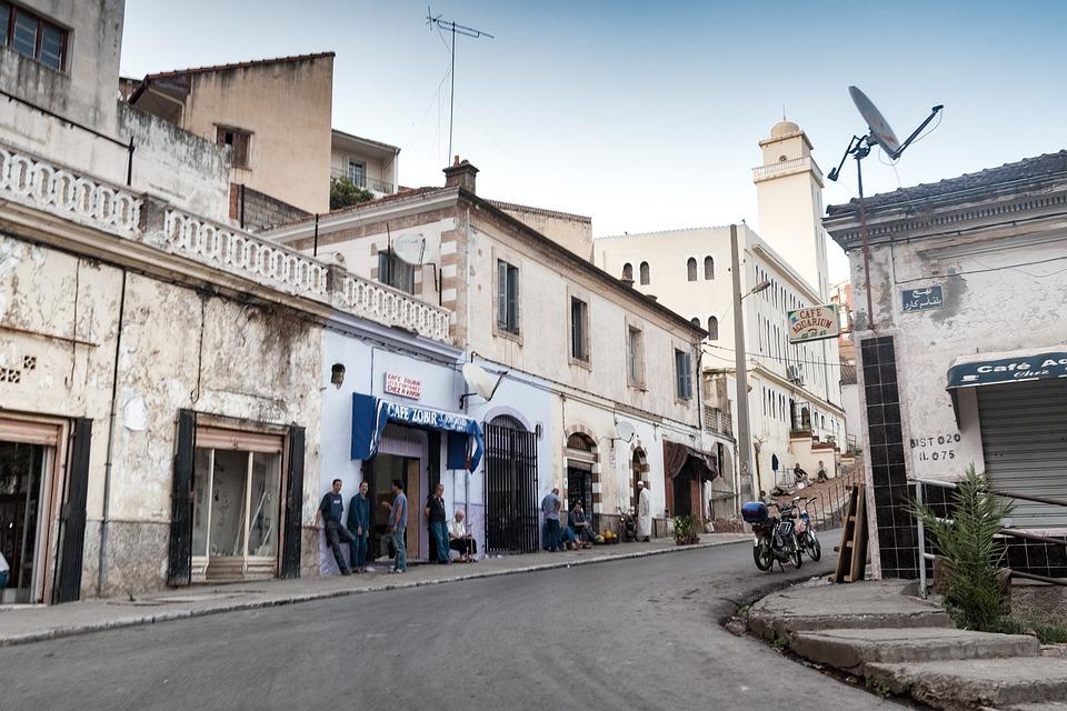 アルジェリア全都市