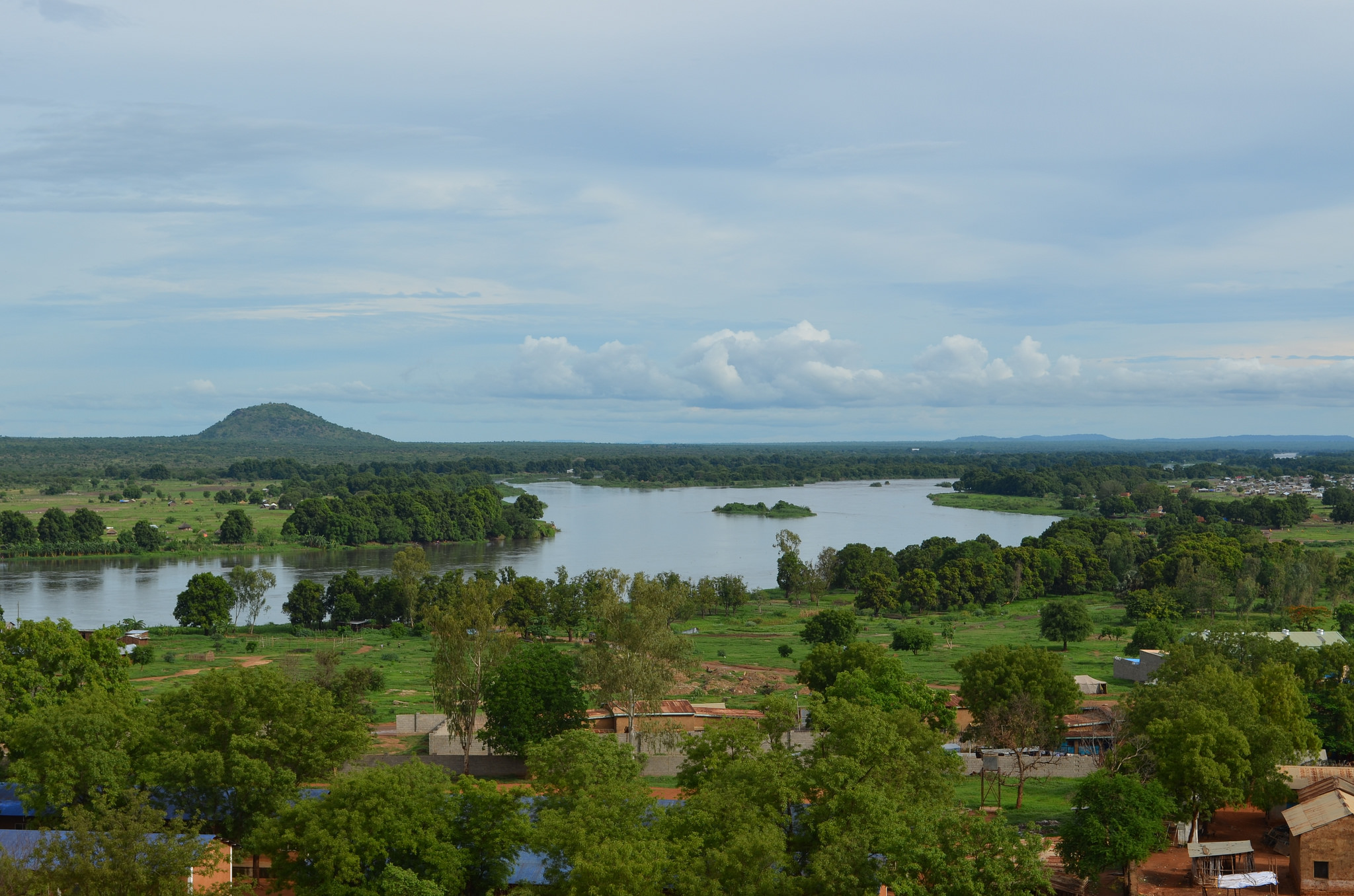 南スーダン全都市
