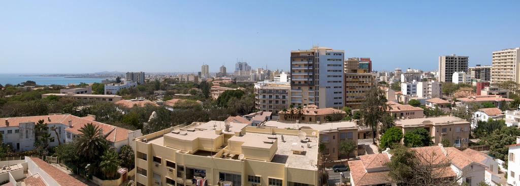 セネガル全都市