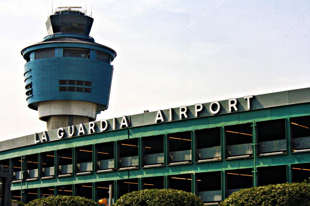 ラガーディア空港