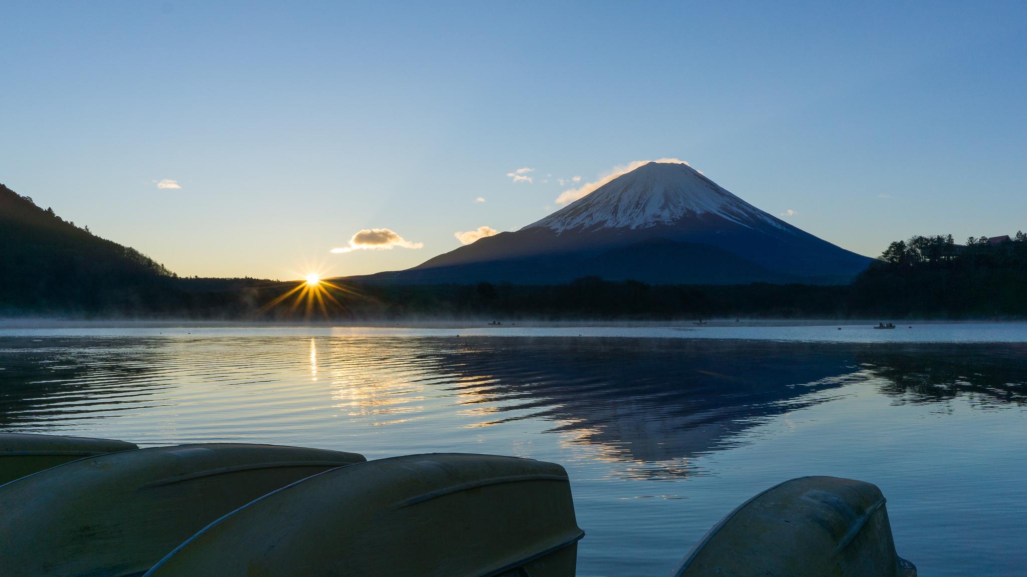 富士五湖周辺