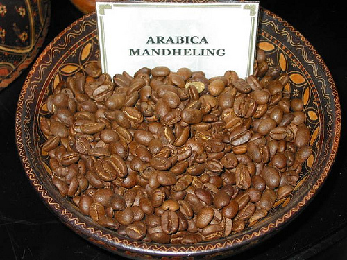 Mandheling coffee