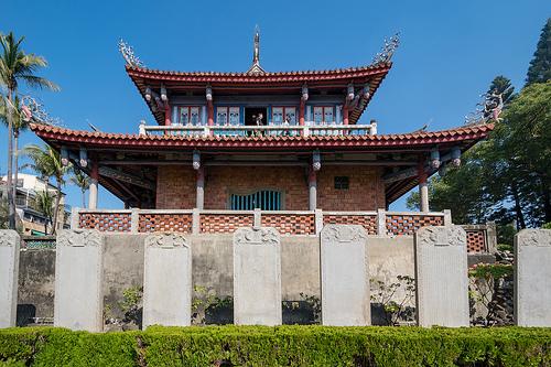 Tainan Chihkan Tower