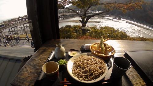 屋 嵐山 蕎麦