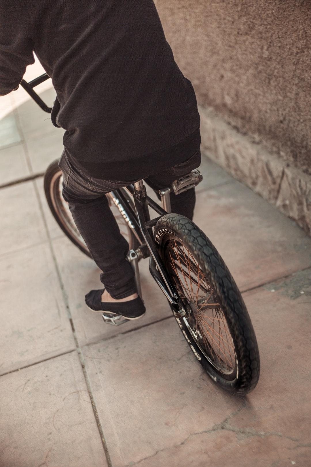 BMX BLACK