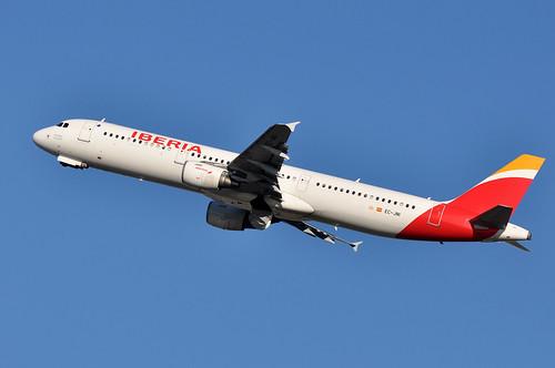 Iberia air