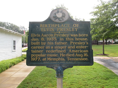 Elvis Presley Birthplace & Museum