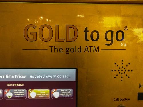 dubai ATM
