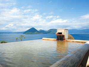 洞爺湖温泉の日帰り入浴がおすすめ!人気スポットを紹介!景色に満足!