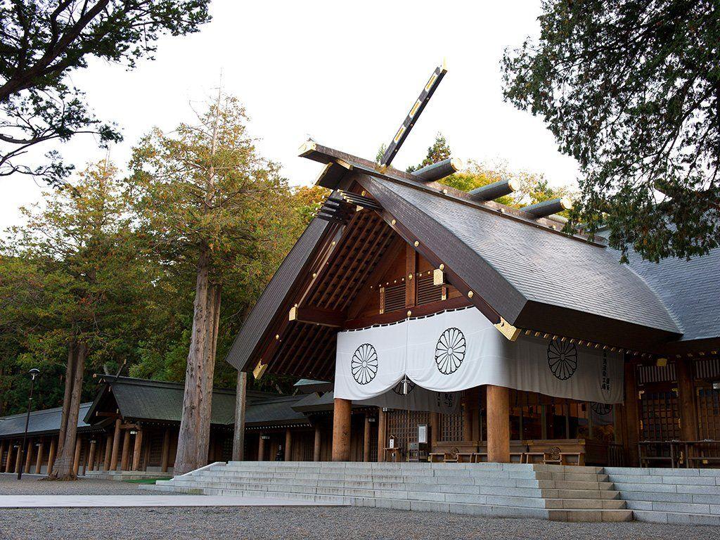 北海道神宮がパワースポットとして人気!お守りにもご利益!参拝方法は?