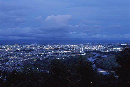 北海道の夜景スポットランキング!三大夜景はデートに!時期にも注目!