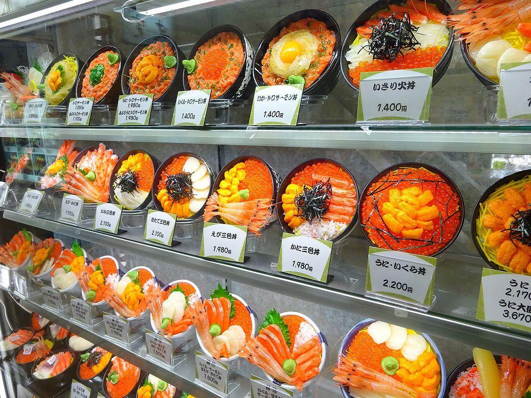 函館朝市のおすすめランキングBEST21!人気店で朝食やお土産を!