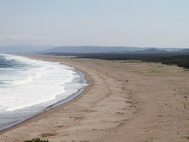 青森の砂丘「猿ヶ森砂丘」は日本一!面積が最大!場所は?観光はできる?