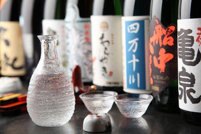 高知の日本酒ランキング!南・美丈夫・船中八策が人気?銘柄で酔鯨もある