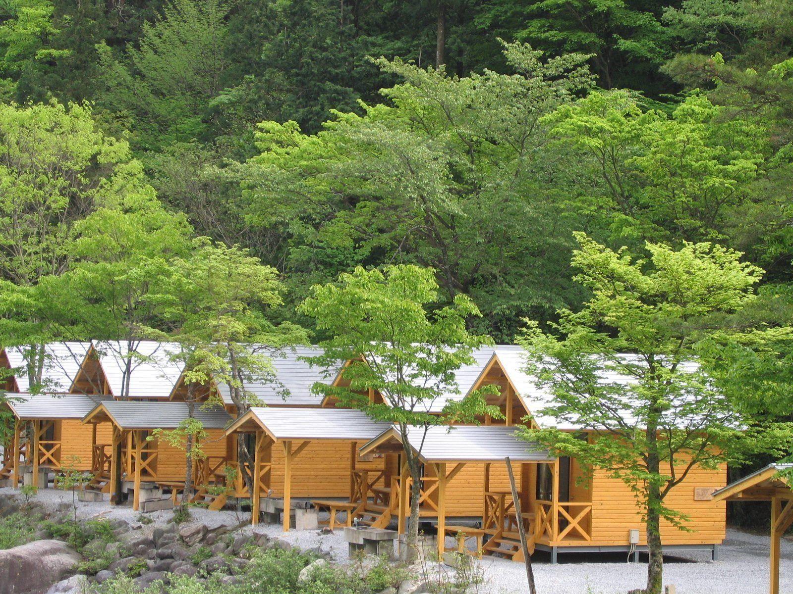 中津川のキャンプ場おすすめ紹介!コテージ有りの施設あり!
