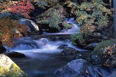 花貫渓谷の紅葉がすばらしい!アクセス・駐車場・絶景スポットをご紹介