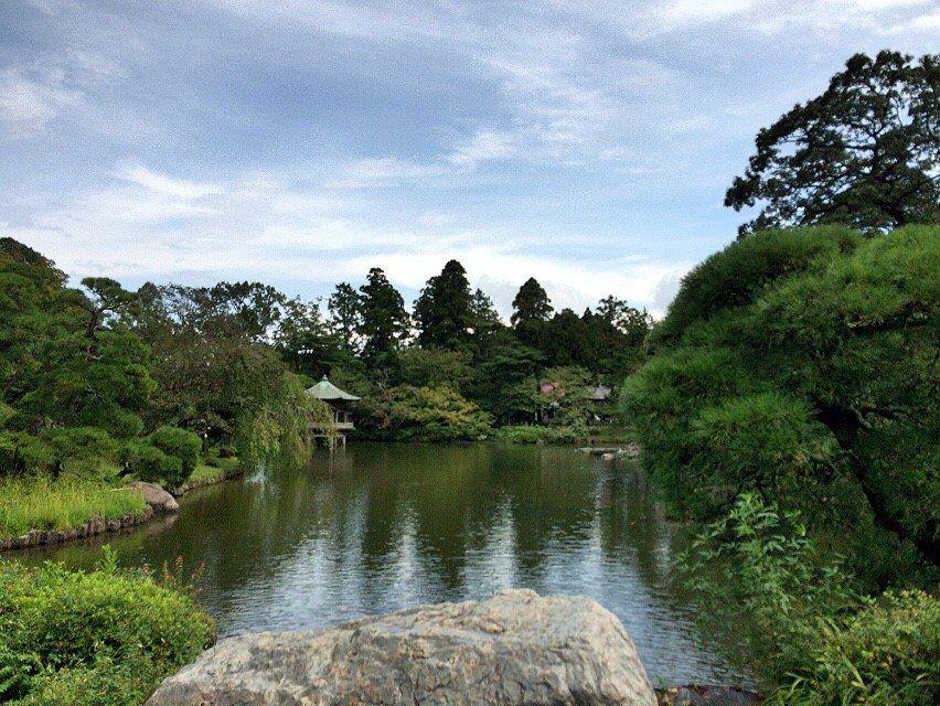 成田山公園で紅葉や梅まつりなどの自然を満喫!駐車場情報あり!
