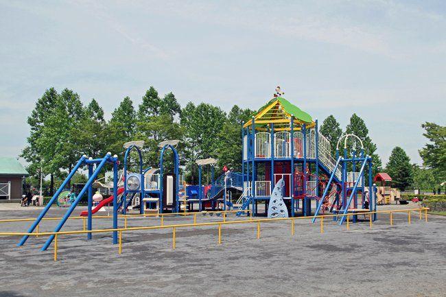 埼玉の公園おすすめは?アスレチックなど子供に人気な場所まとめ!