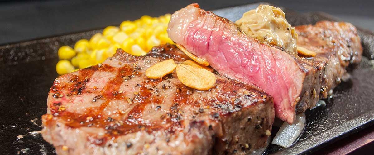 熊本のステーキ店21選!ランチにおすすめ!立ち食いや鉄板焼きも
