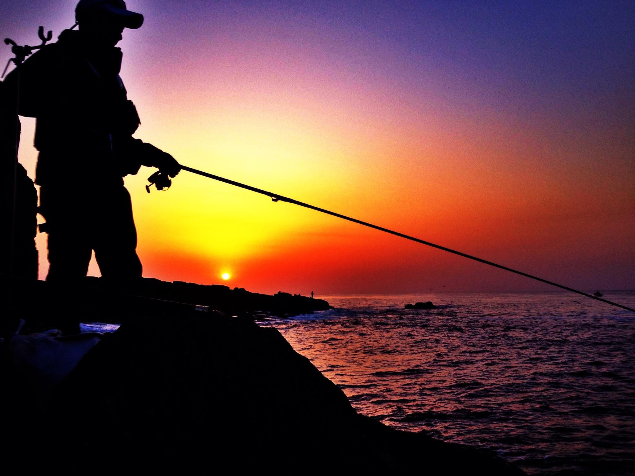 熊本で釣りをするなら?おすすめの釣り場情報!釣り船や釣り堀も