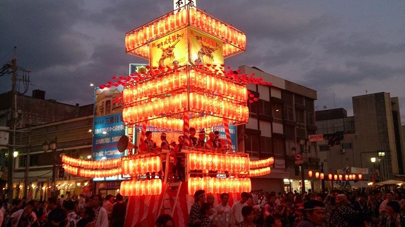 桐生祭り2017の日程・時間は?駐車場や屋台ある?情報まとめ!