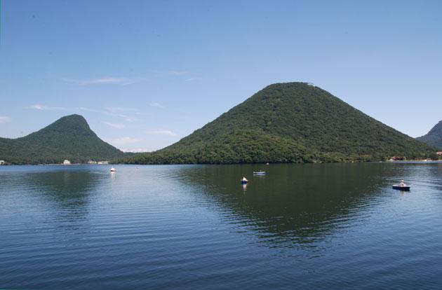 榛名湖でバス釣り!ポイントや料金紹介!レンタルボートもあり!