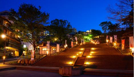 伊香保温泉ランキング!絶対泊まりたい安い・美味しい料理を楽しめる宿!