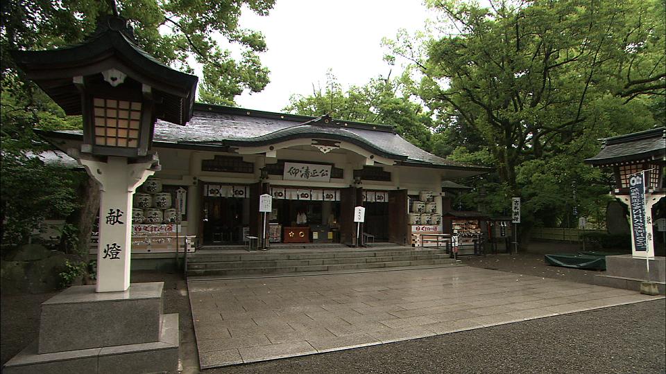 加藤神社の御朱印・御朱印帳・お守り紹介!熊本城内でご利益を頂く!駐車場は?