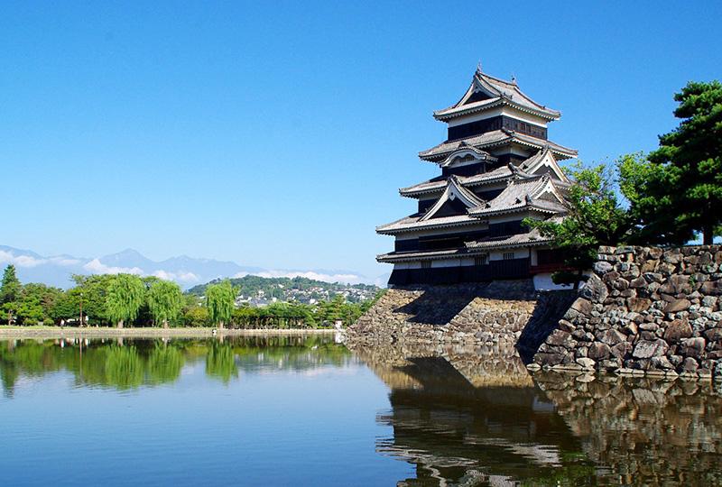 長野県松本市の観光スポット特集!日本有数の人気の名所巡ろう!