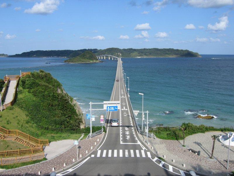 角島大橋をドライブで観光!日本一美しい橋として話題の角島の魅力をご紹介!