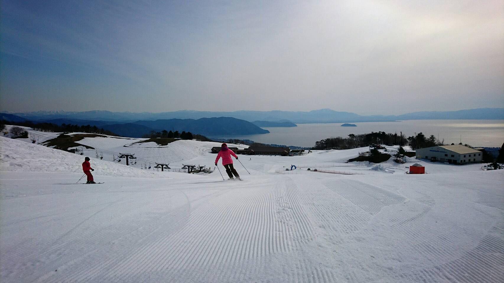 滋賀県のスキー場おすすめベスト8!子供が遊べてナイター付きのゲレンデへ!
