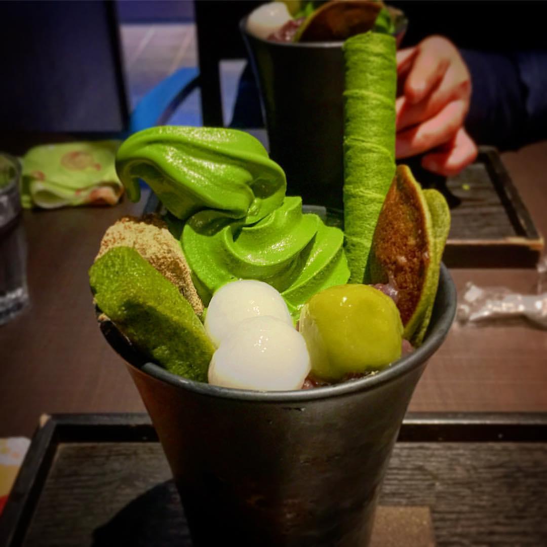 京都の抹茶パフェ特集!美味しいおすすめスイーツ店TOP21!