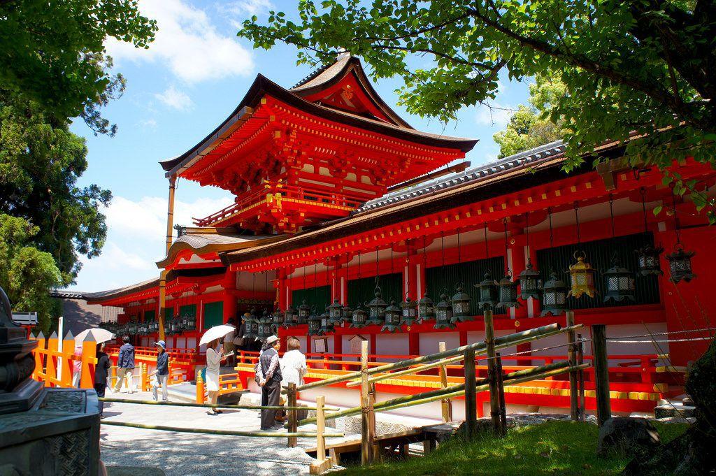 奈良のパワースポットランキングTOP16!恋愛運・金運が上がる場所はどこ?