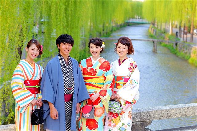 京都で着物をレンタル!観光地周辺にあるおすすめ店をご紹介!当日もOK!