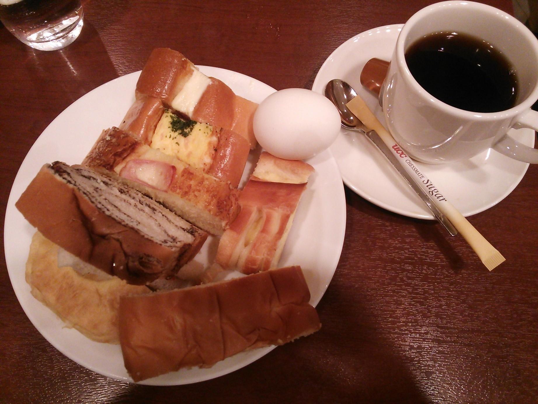 名古屋駅のパン屋11選!早朝から人気のお店やイートインのモーニングまで!