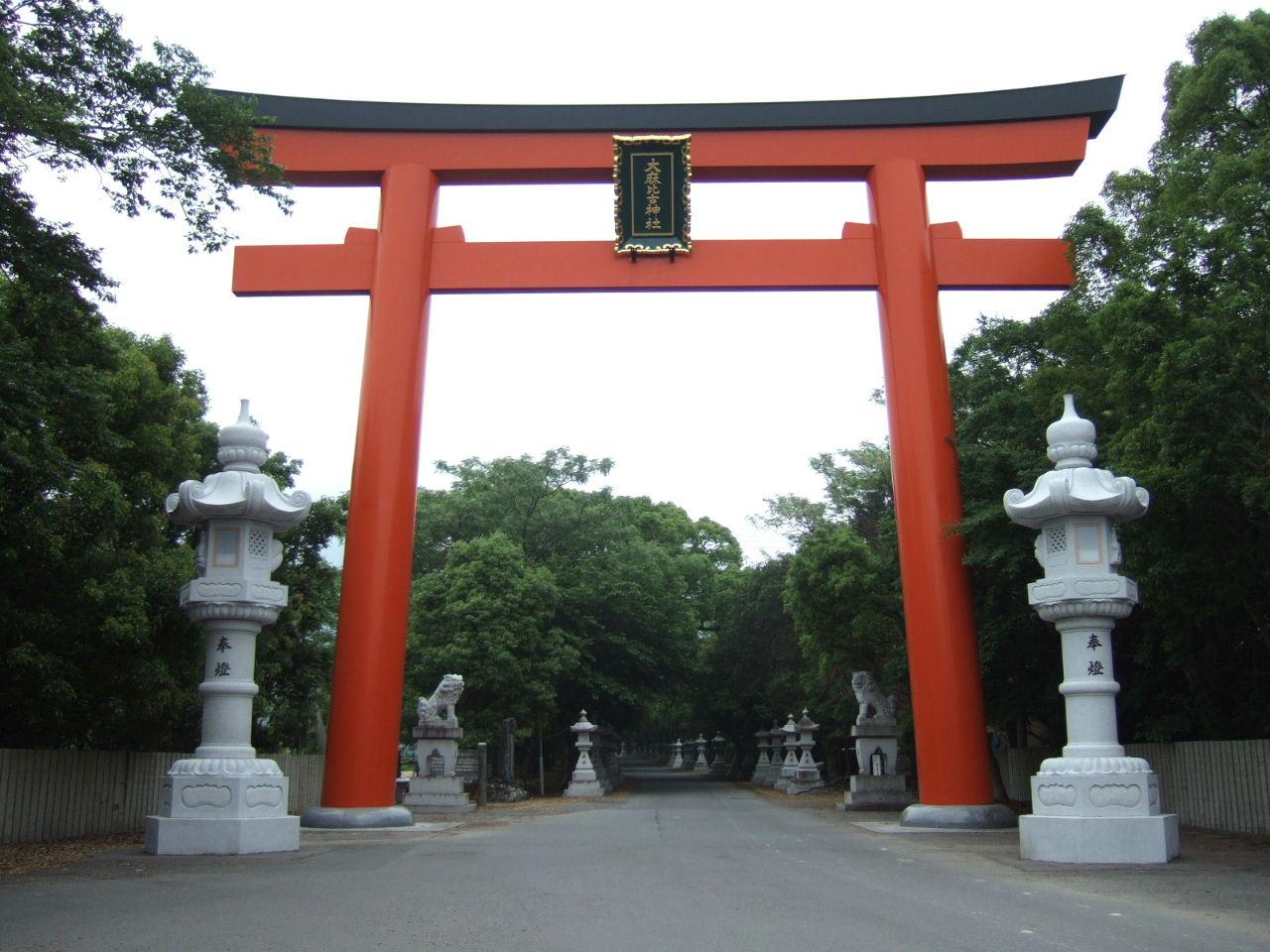 大麻比古神社は徳島のパワースポット!アクセスやお守りを紹介!