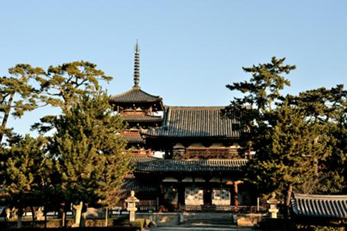 法隆寺の五重塔はどんな構造?その見所や歴史など詳しくご紹介