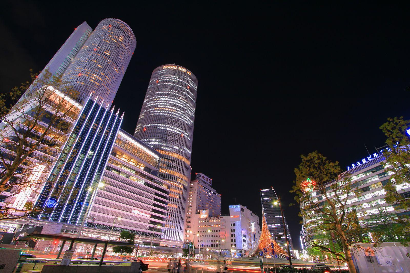 名古屋駅・地下街の歩き方!ランチやグルメもマップを見れば迷わない!