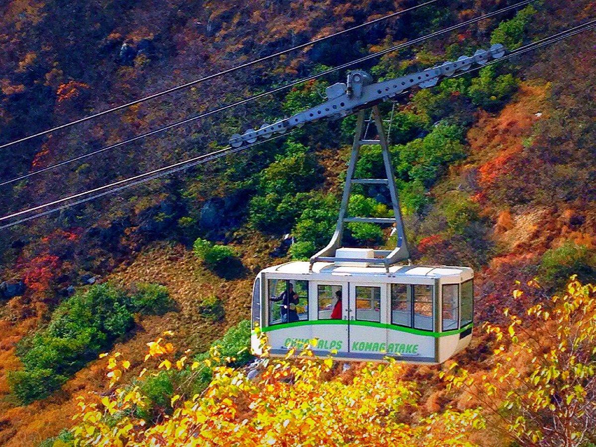 駒ヶ根観光おすすめスポット10選!ロープウェイや紅葉など魅力がいっぱい