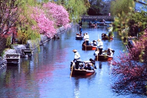 柳川観光おすすめスポットをご紹介!水都ならではの名所やコースも
