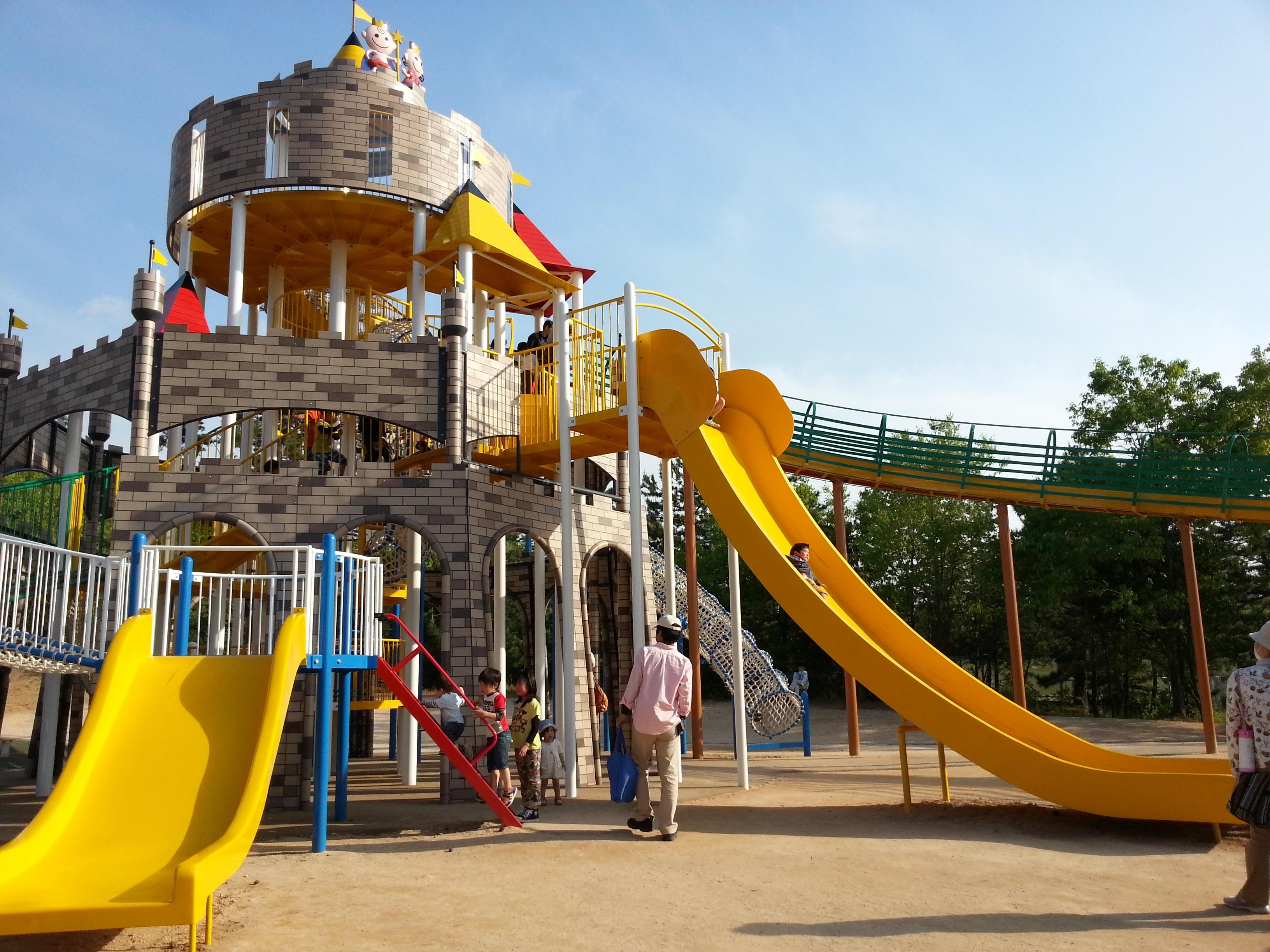 鳥取砂丘こどもの国は家族で楽しめる!キャンプやプールで盛り上がろう!