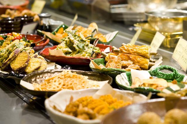 栄の安いランチ特集!人気のバイキングやおしゃれな和食店など!