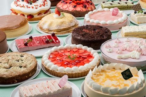名古屋駅でケーキならココ!カフェやテイクアウト・人気のバイキングも!