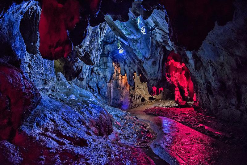 岡山の鍾乳洞観光おすすめスポット!地底湖に満奇洞や井倉洞などアクセスは?